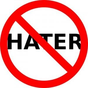 Hater blog